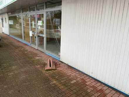 Büro/Einzelhandelsfläche in Leck (NF) Parkplätze vor der Tür