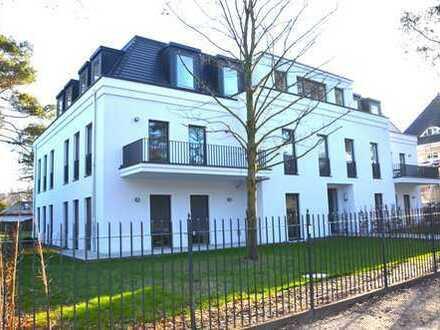 **Attraktive Gartenwohnung mit 32 qm Terrasse in begehrter Westendlage!! ERTBEZUG!