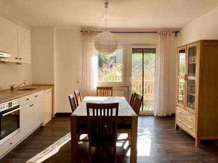 Vollständig renovierte 3-Raum-Wohnung mit Einbauküche in Eiterfeld-Körnbach