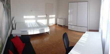 21qm möbliertes WG-Zimmer