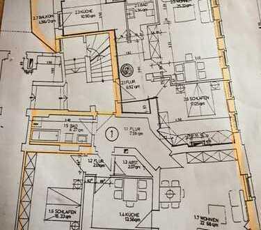 Gepflegte 5-Zimmer-Wohnung mit Balkon und EBK in Dresden-Blasewitz