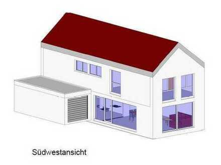Projektiertes Niedrigenergiehaus Massivbau in ruhiger Süd/Westlage +2 Garagen in Geinsheim /Neustadt
