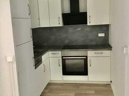 Attraktive 3-Raum-Wohnung mit Einbauküche