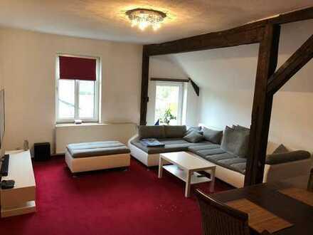 Neuwertige 3-Zimmer-Wohnung mit Einbauküche in Gransee