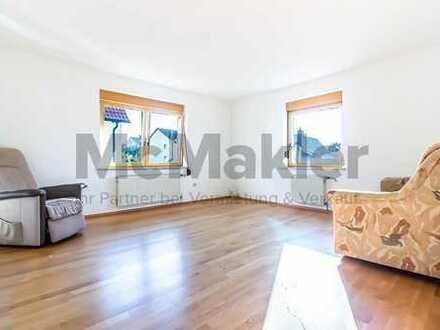 Wohnen im grünen Nordosten von Ingolstadt! Schöne, helle 2,5-Zimmer-Wohnung mit großem Süd-Balkon!