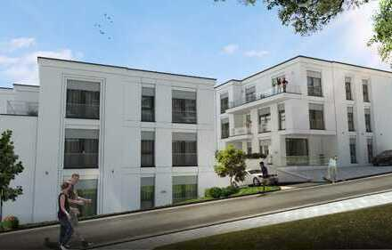 Exklusive 4,5 Zimmer-Wohnung mit Rhein-Ebenen-Blick - PROVISIONSFREI