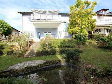 EFH, freistehend, mit ca.145 m²Wfl und traumhaftem Grundstück in Obergrombach