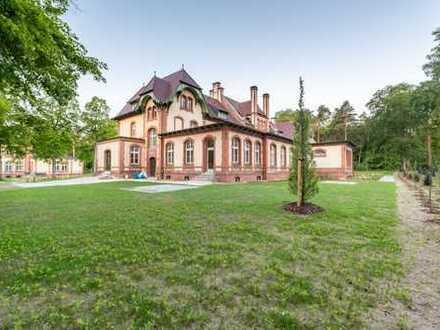 Nachmieter gesucht für außergewöhnliche DG-Wohnung in Beelitz-Heilstätten
