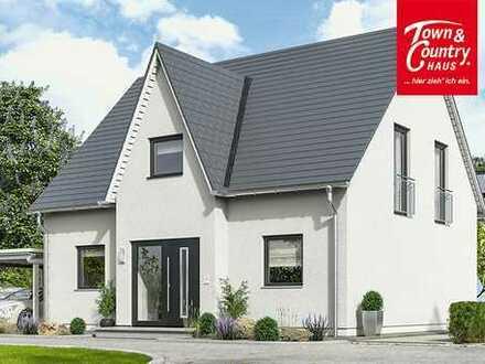 Das Einfamilienhaus mit Friesengiebel