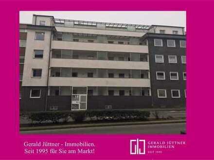 Bottrop: barrierefreie, seniorengerechte Wohnung in Citynähe
