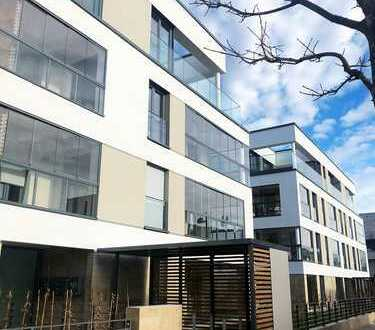 Erstbezug: Exkl. 3-Zimmer-Wohnung mit Einbauküche am Riedberg