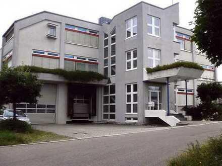 Hochwertige Produktions-Werkstatt-Lagerhalle inkl. Bürofläche in Freiberg