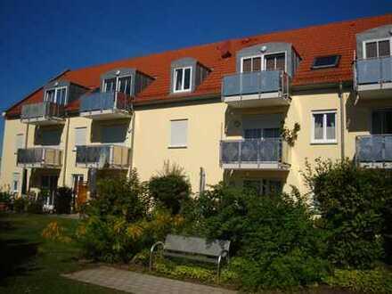 Schöne 3-Zimmer-Wohnung mit Balkon in Roding