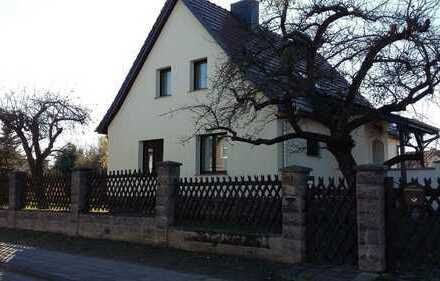 Freistehendes Einfamilienhaus zentrumsnah in Zehdenick