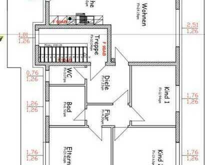Erstbezug: exklusive 4-Zimmer-Penthouse-Wohnung mit Balkon in Leverkusen