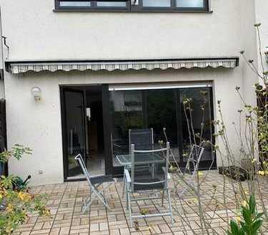 Maisonette-Wohnung mit Garten in ruhigem Wohngebiet