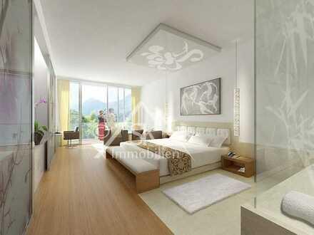 Frei bemusterbar und exklusiv: Dachterrassen-Whg. ca. 165 m² Wohn-/Nutzfl., Keller, Aufzug & Garten