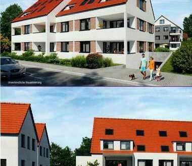 Neubau in Weinstadt-Strümpfelbach 2,5 Zimmer DG Wohnung mit Dachterrasse