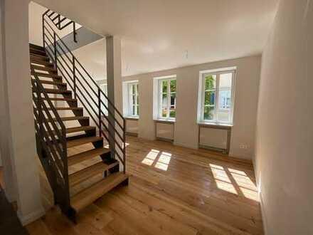 Exklusive Maisonette-Wohnung im Herzen von Heidelberg zu vermieten