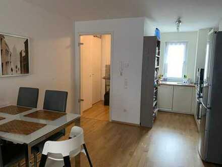 Neuwertige 3-Zimmer-Wohnung mit Balkon in Nürnberg