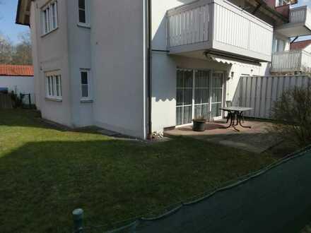 Schöne 2 Zimmer Wohnung, EG mit Garten in Türkheim