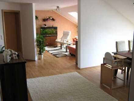 Elegante Mansarden-Wohnung