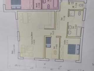 Erstbezug mit Balkon: exklusive 3-Zimmer-Wohnung in Weißensberg