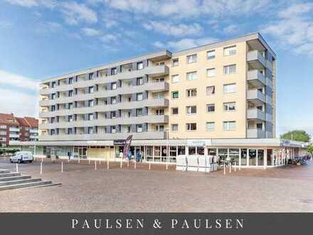 Topsanierte 2-Zimmer-Eigentumswohnung in zentraler Lage in Westerland
