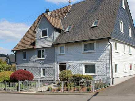Doppelhaushälfte 8 Zimmer in 57271 Hilchenbach-Müsen, Kreis Siegen-Wittgenstein