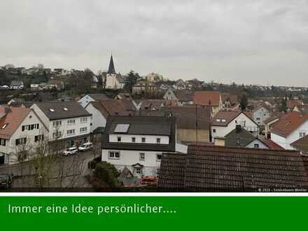 Reserviert ! Über den Dächern Talheims- Hier können Sie gleich einziehen...