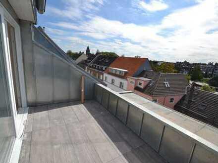 Neubau! Erstbezug! Studio-Whg. mit s-Terrasse im 5.OG (Aufzug bis 4.OG) zzgl Stellplatz in Wersten