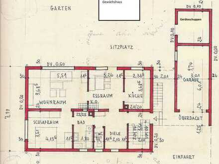 Einfamilienhaus mit 6 Zimmern mit Garten in Gruibingen