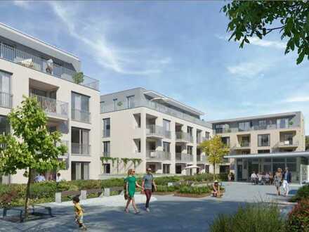 Erstbezug mit Balkon: Schöne 3-Zimmer-Wohnung in Tuttlingen für Senioren (Betreuung möglich)