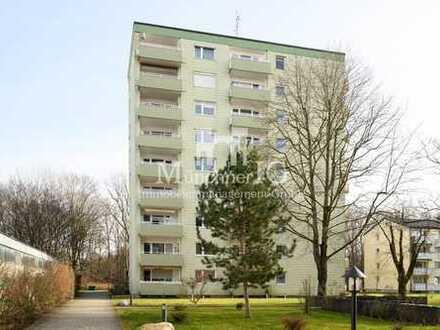 MÜNCHNER IG: Sofort freie & helle 2-Zimmer Wohnung mit Alpenausblick