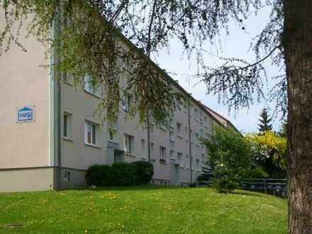 Frisch sanierte 3-Raum-Wohnung