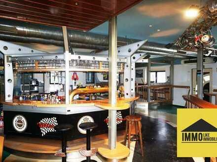 *ehemalige Gaststätte und Diskothek mit Wohnbereich zum Sanieren*