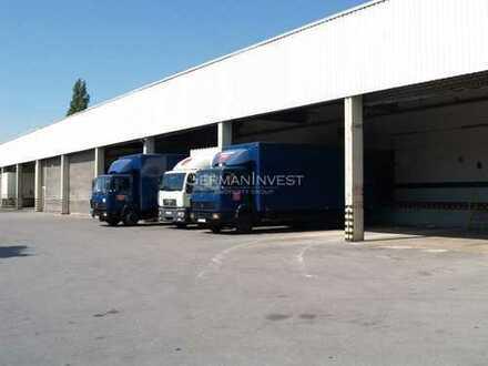 4.196 m² Logistikfläche   6 Rampentore