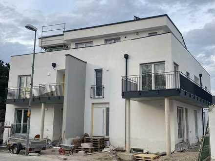 Erstbezug: stilvolle 3-Zimmer-Wohnung mit Einbauküche und Balkon in Mainz