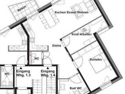 3-Zimmer Wohnung zu vermieten - Wohnen und Wohlfühlen in Tuttlingen