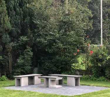 Helles WG-Zimmer, Campusnah
