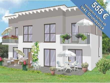 Gefördertes Ausbauhaus mit Grundstück nach LWOFG Rhl.-Pf. in Alzey-Framersheim