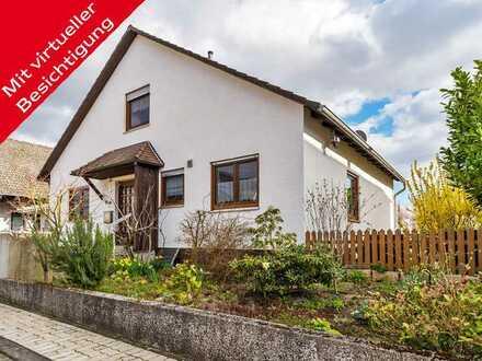 Freistehendes Wohlfühl-Haus neben Speyer!