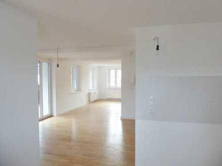 Wohnung über 2 Etagen mit eigenem Hauseingang in direkter Zentrumslage von Oberstaufen zu verkaufen