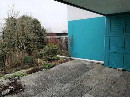 3 Zimmer Maisonette-Wohnung mit Terrasse & Garten