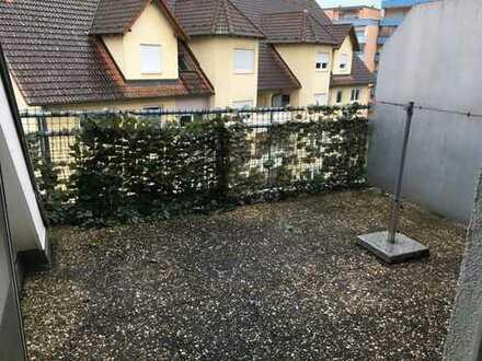 3 ZBK mit schöner Dachterasse in Oftersheim zu vermieten!