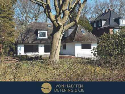Haus und Grundstück mit vielen Möglichkeiten