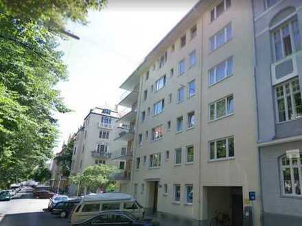 Attraktive und top gelegene 1-Zimmerwohnung in SCHWABING (Bauerstraße)