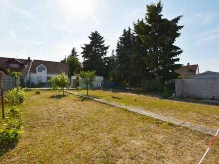 Neubaugrundstück für freistehendes Einfamilienhaus in sonniger und ruhiger Wohnlage