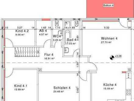 Ansprechende 4-Raum-Wohnung mit EBK und Balkon in Stelle
