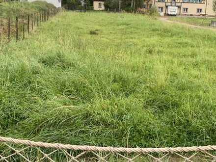 Grundstück für Einfamilienhaus